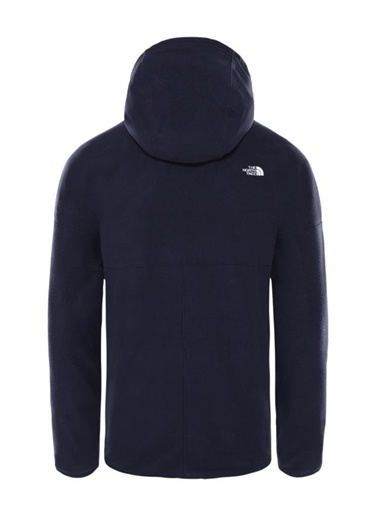 The North Face  Tka Glacier Fleece Hoodie Kadın Polar Siyah Lacivert